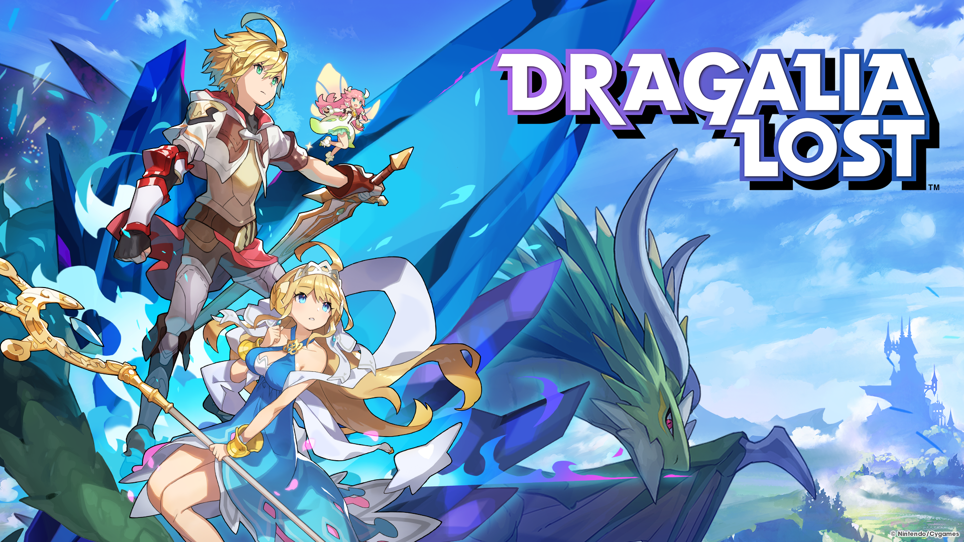 Wallpapers Dragalia Lost Nintendo