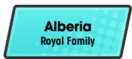 The Alberian Royal Family